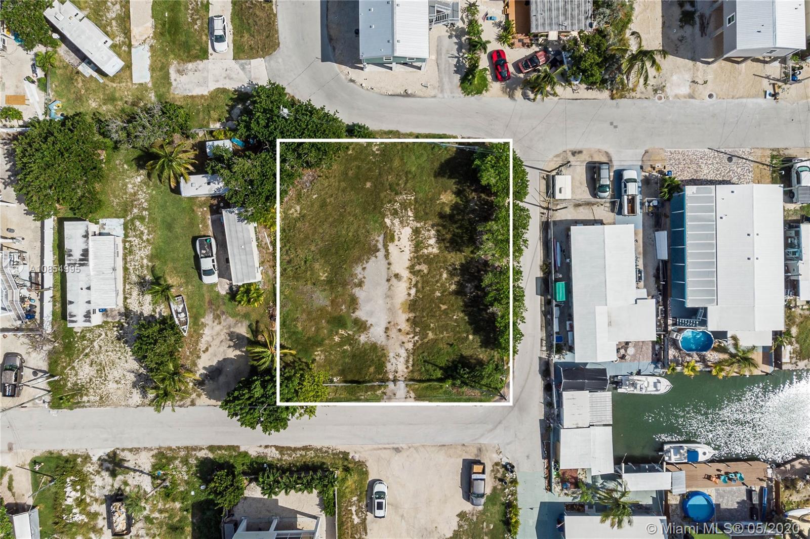 701 91st Street Ocean, Marathon, Florida 33050, ,Land/boat Docks,For Sale,701 91st Street Ocean,A10854995