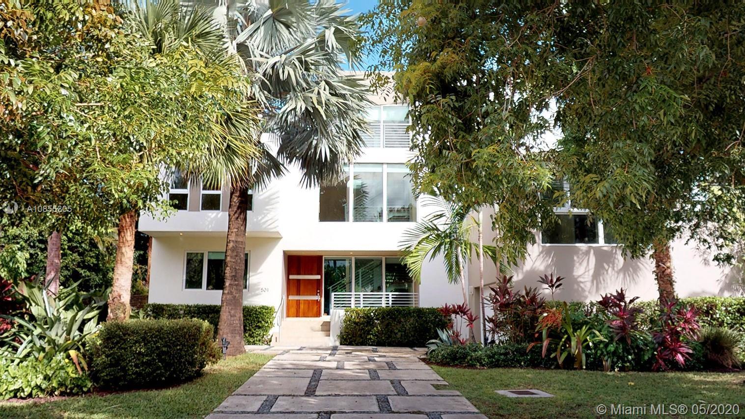 Tropical Isle Homes - 501 Harbor Dr, Key Biscayne, FL 33149