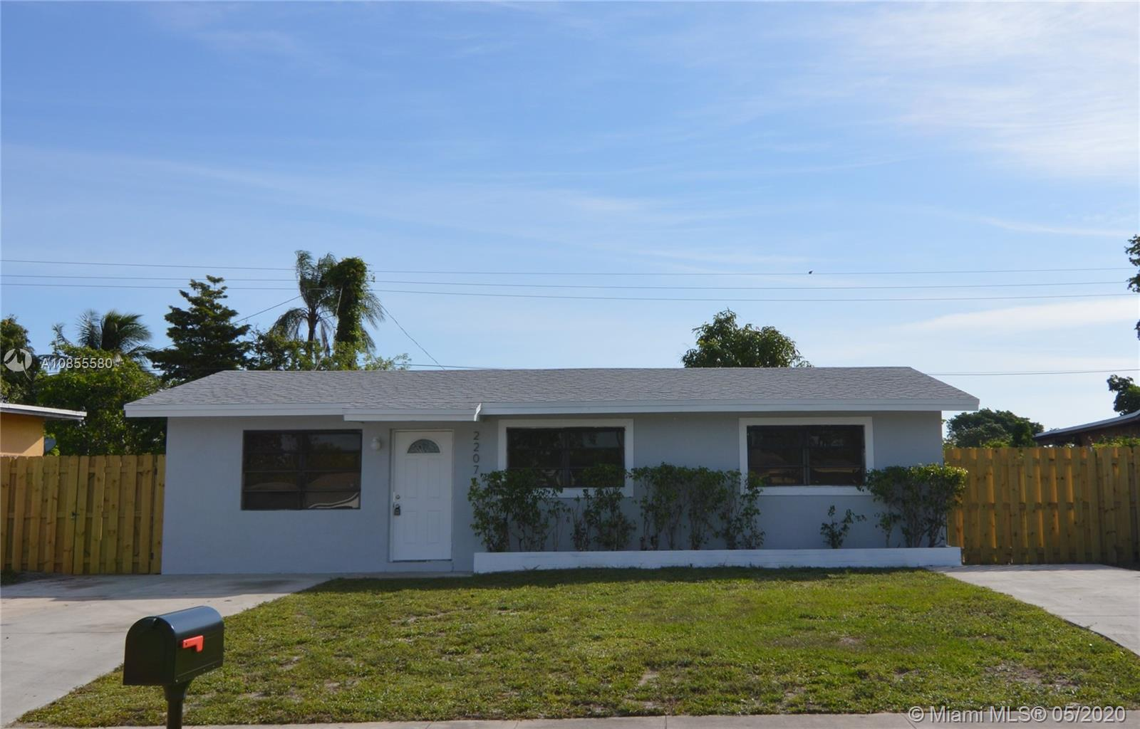 2207 SW 68th Ter, Miramar, Florida 33023, 4 Bedrooms Bedrooms, ,2 BathroomsBathrooms,Residential,For Sale,2207 SW 68th Ter,A10855580