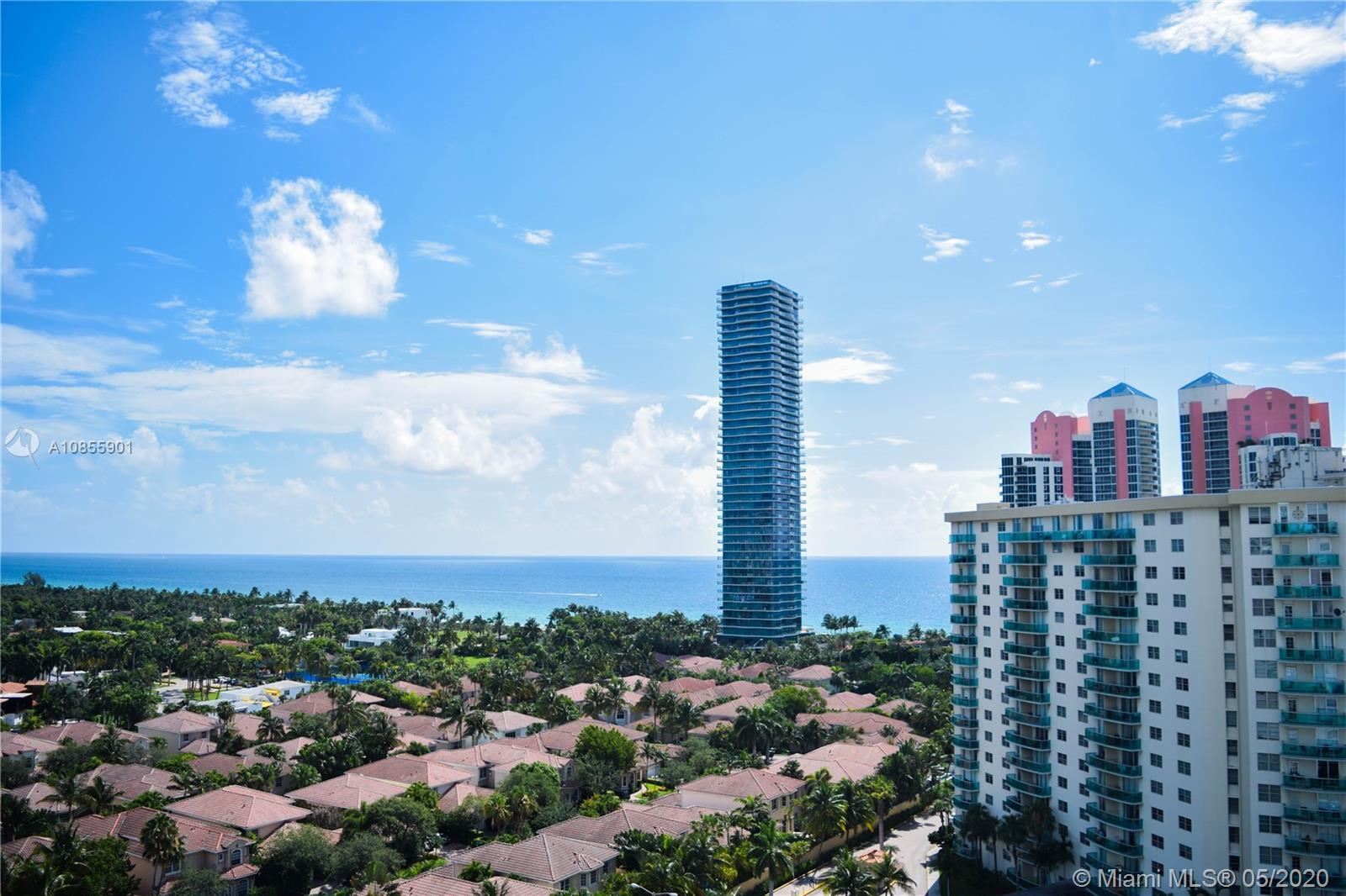 Ocean View B #1616 - 19380 Collins Ave #1616, Sunny Isles Beach, FL 33160