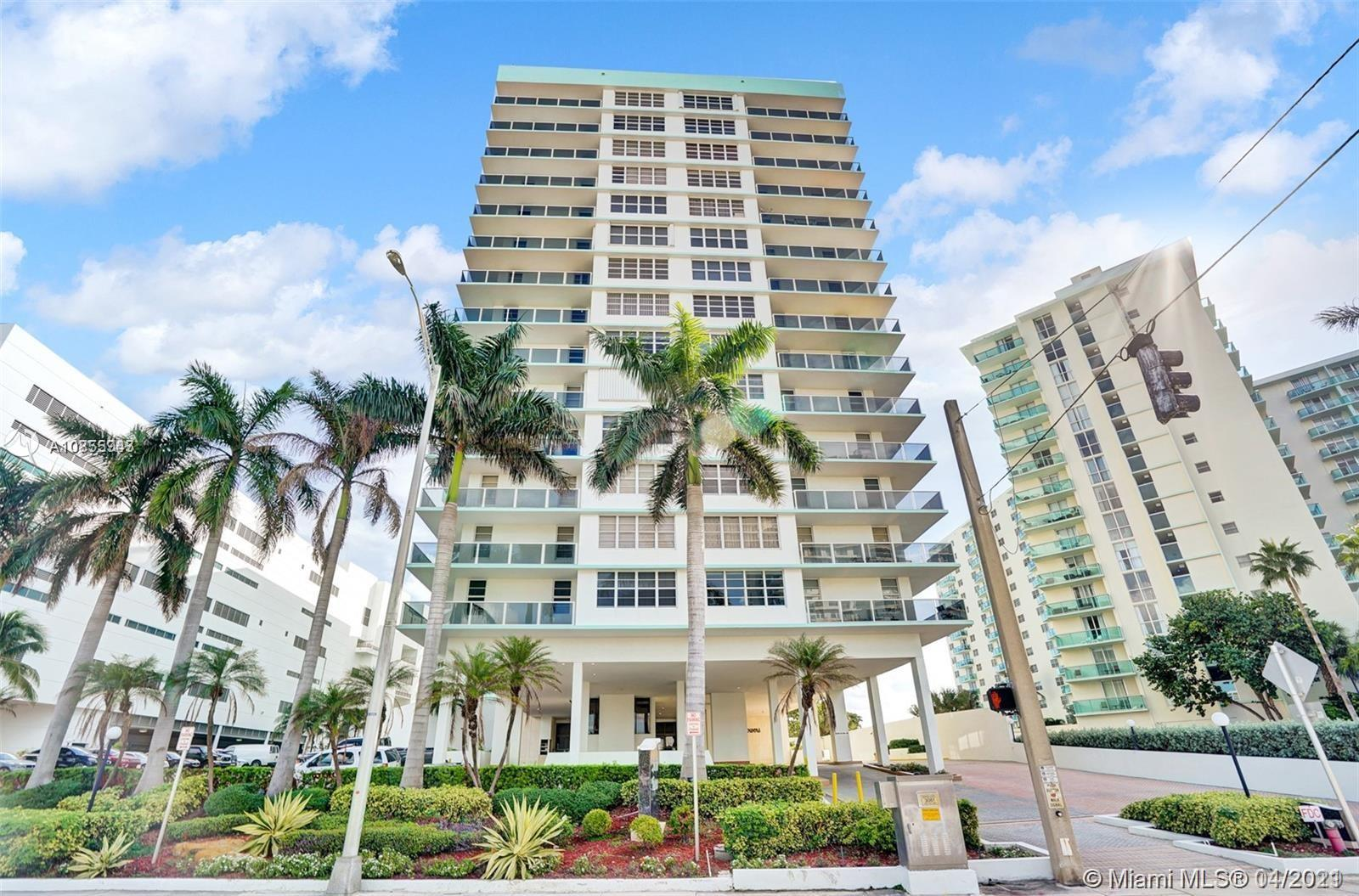 Sea Air Towers #1608 - 3725 S Ocean Dr #1608, Hollywood, FL 33019