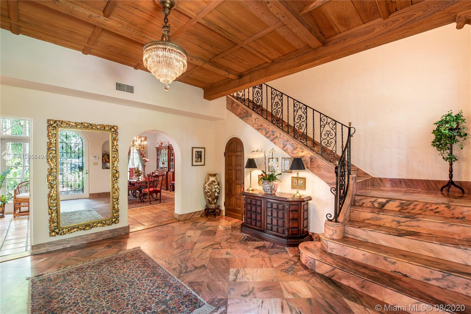840 Coral Way, Coral Gables, Florida 33134, 5 Bedrooms Bedrooms, ,4 BathroomsBathrooms,Residential,For Sale,840 Coral Way,A10856494