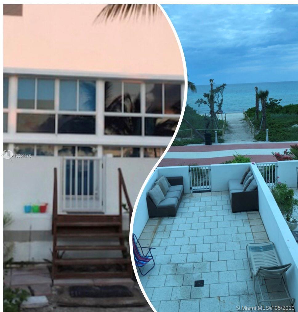 Castle Beach Club #TH-7 - 5445 Collins Ave #TH-7, Miami Beach, FL 33140