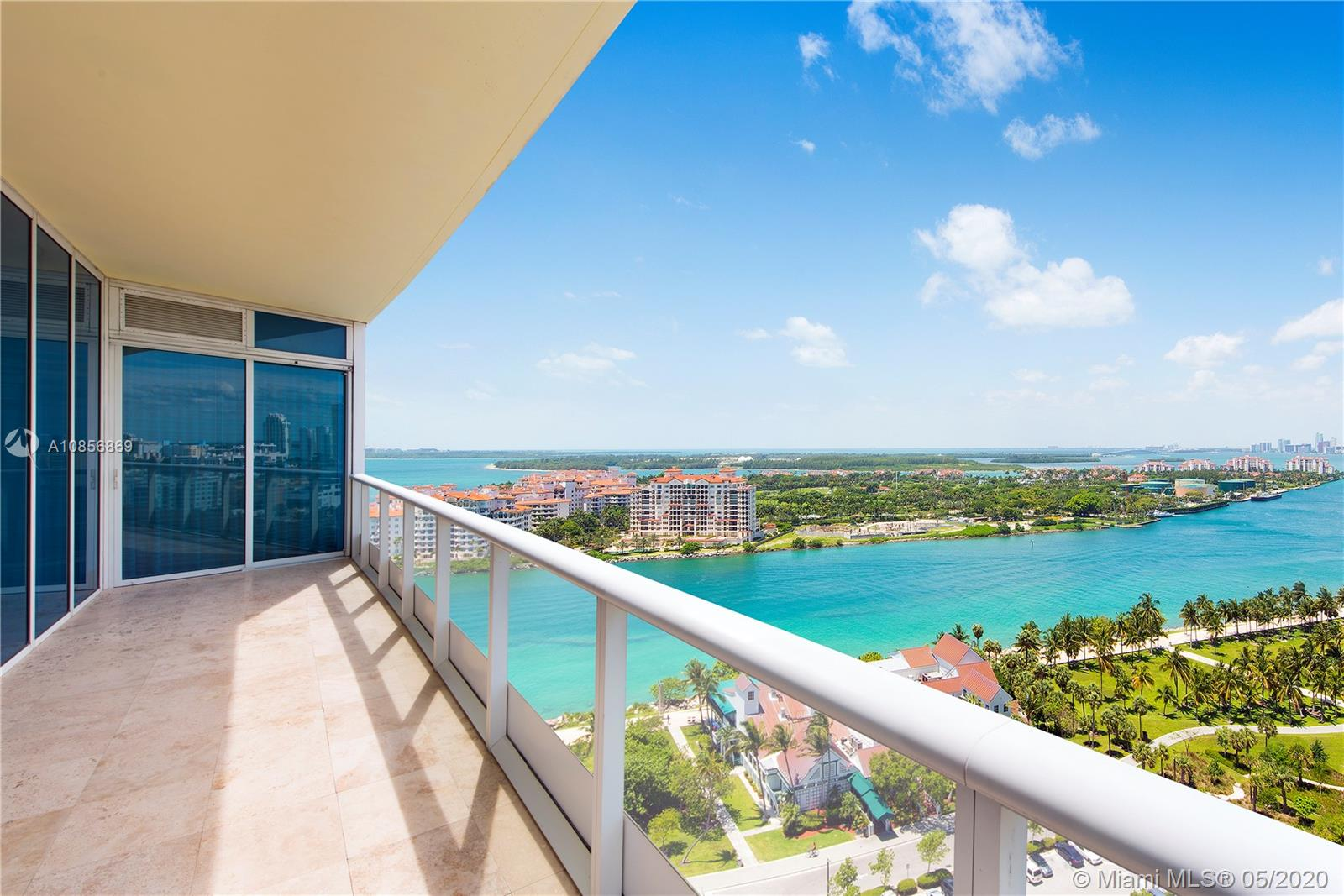 Continuum South #1601 - 100 S Pointe Dr #1601, Miami Beach, FL 33139