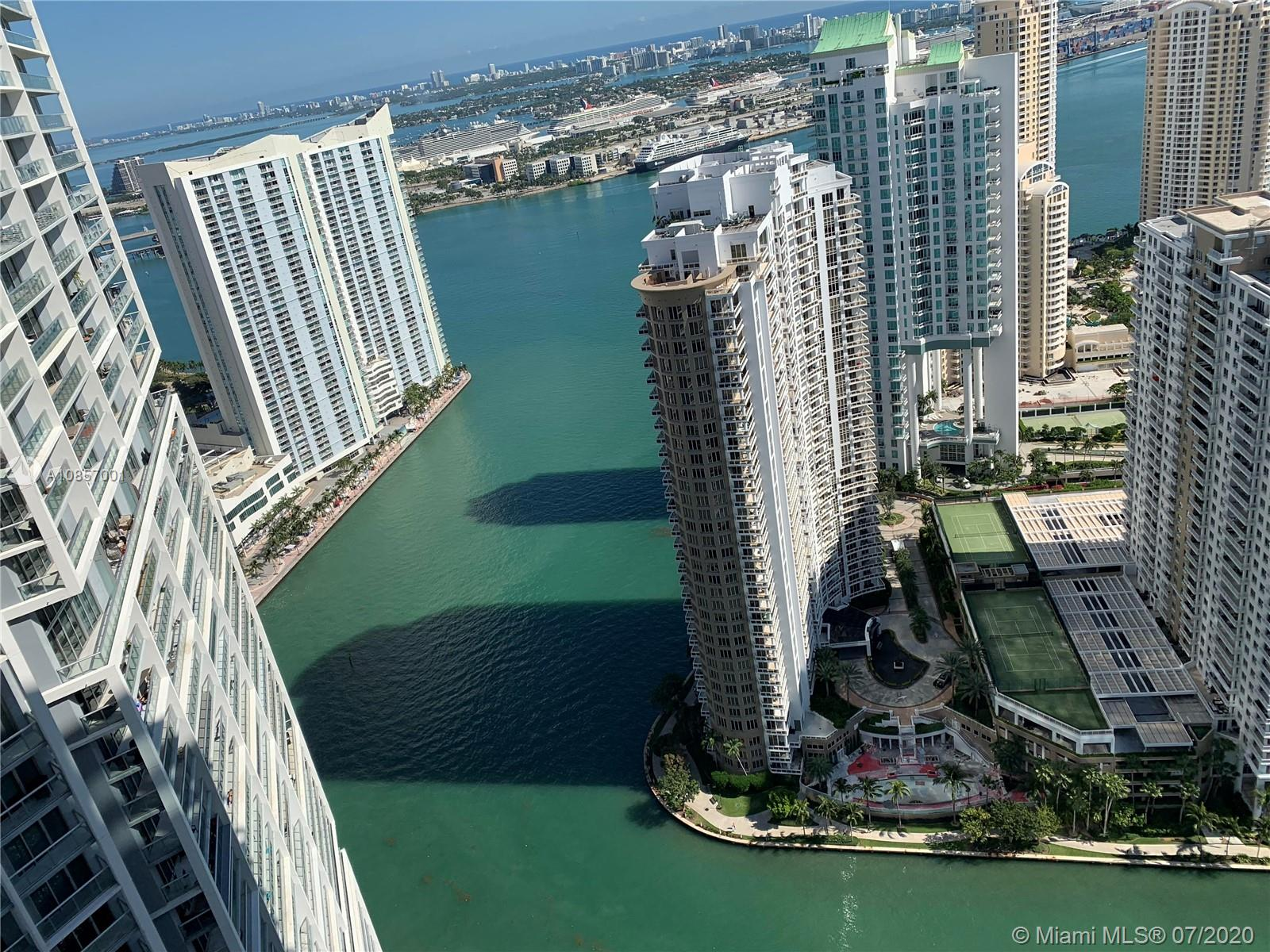 Photo of 495 Brickell Ave #4908 listing for Sale