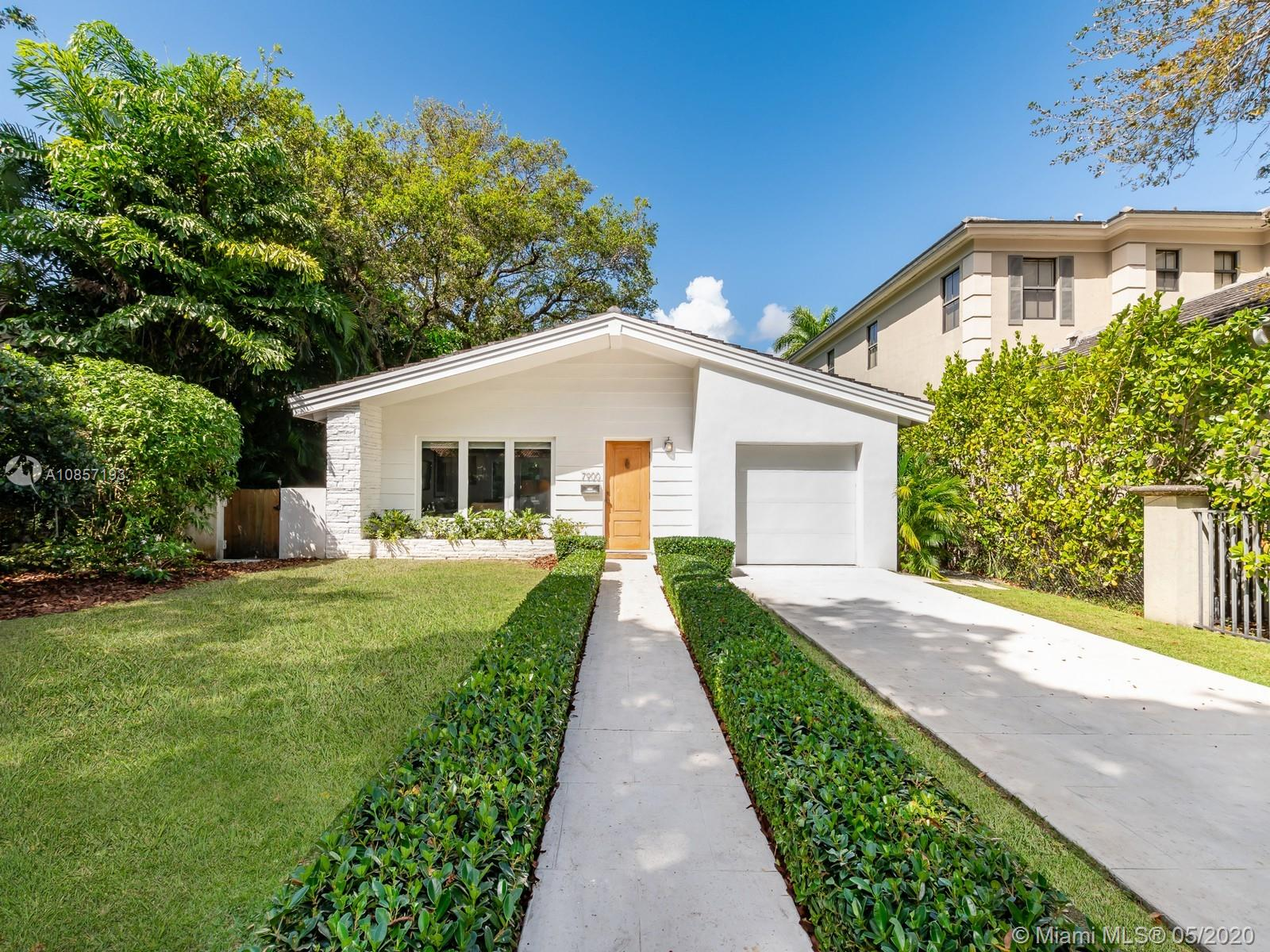 7900 Mindello St, Coral Gables, Florida 33143, 2 Bedrooms Bedrooms, ,2 BathroomsBathrooms,Residential,For Sale,7900 Mindello St,A10857193
