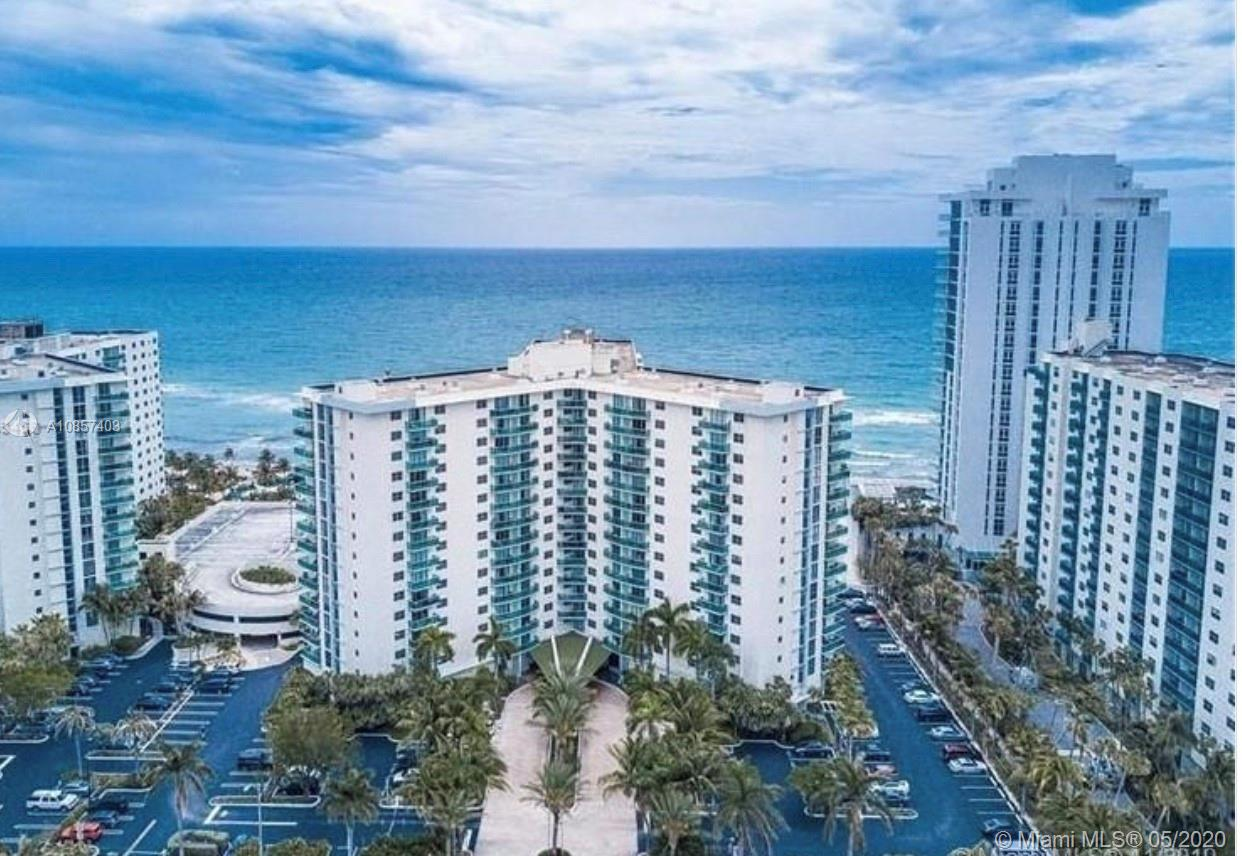 Tides, North Tower #2U - 3801 S Ocean Dr #2U, Hollywood, FL 33019