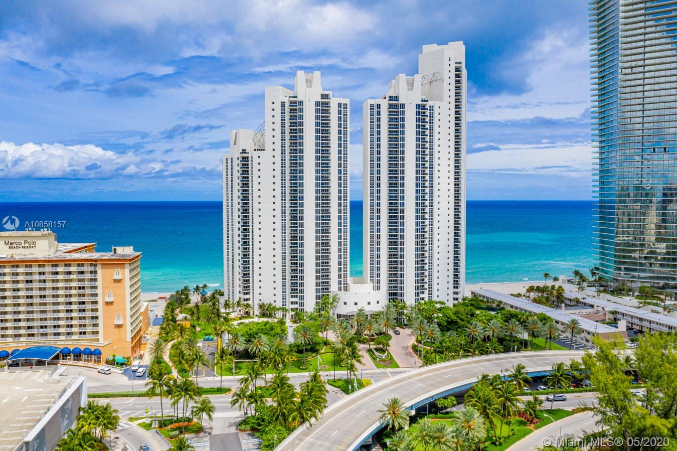 Ocean two #3507 - 19111 Collins Ave #3507, Sunny Isles Beach, FL 33160
