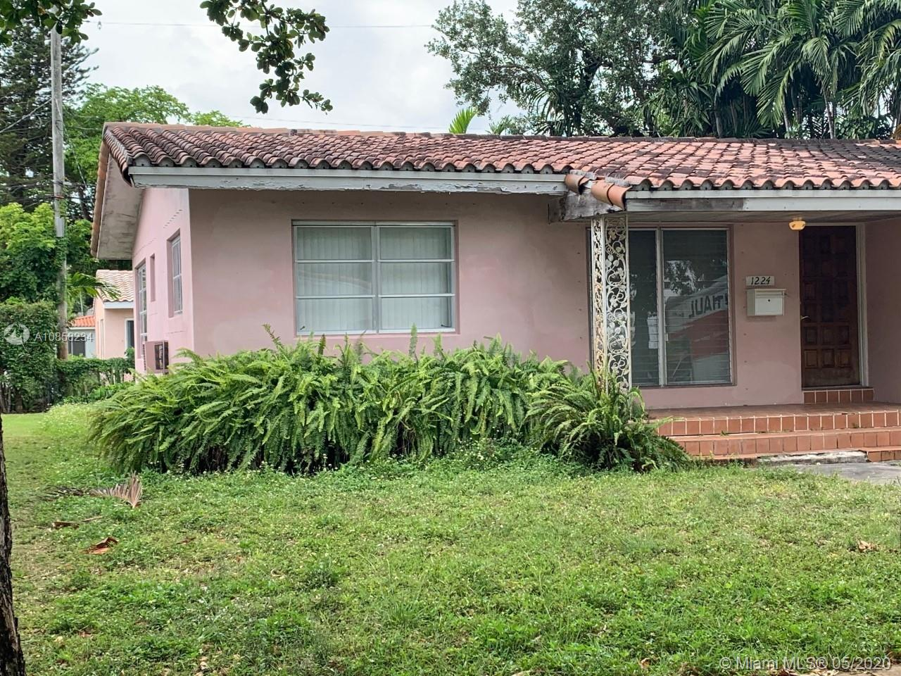 1224 Aguila Ave, Coral Gables, Florida 33134, 2 Bedrooms Bedrooms, ,2 BathroomsBathrooms,Residential,For Sale,1224 Aguila Ave,A10858234