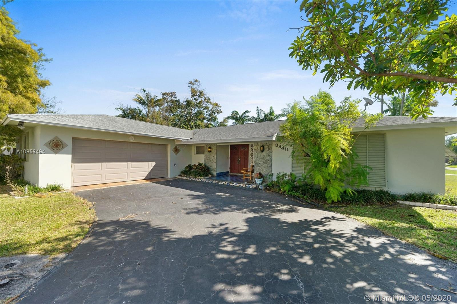 8840 SW 162nd St, Palmetto Bay, Florida 33157, 3 Bedrooms Bedrooms, ,2 BathroomsBathrooms,Residential,For Sale,8840 SW 162nd St,A10858494