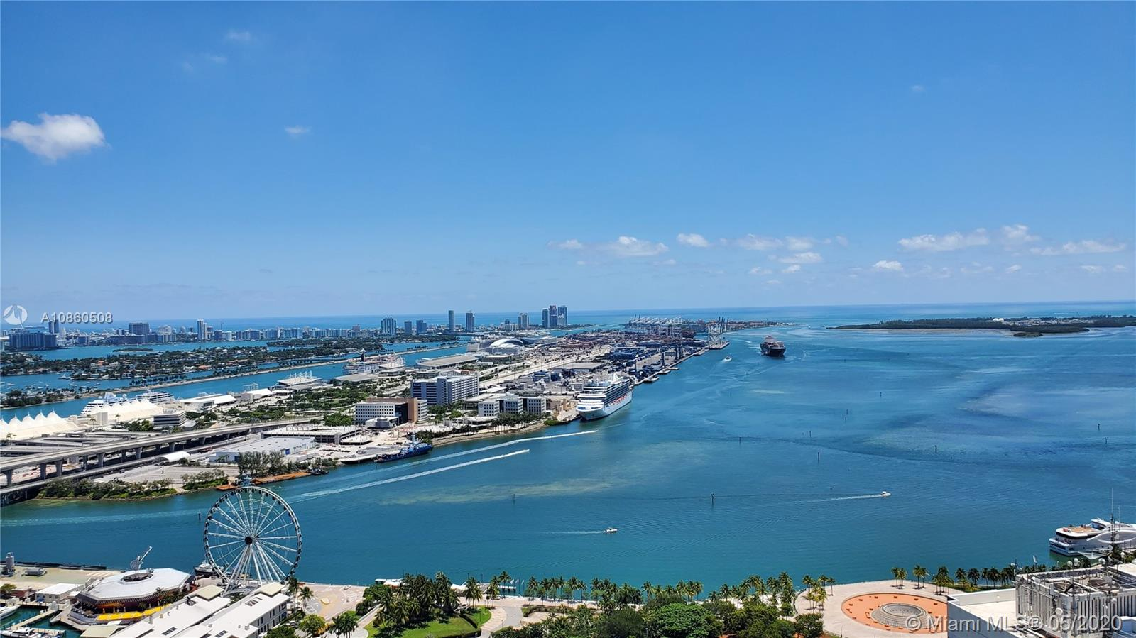 Vizcayne Two #4508 - 253 NE 2nd St #4508, Miami, FL 33132