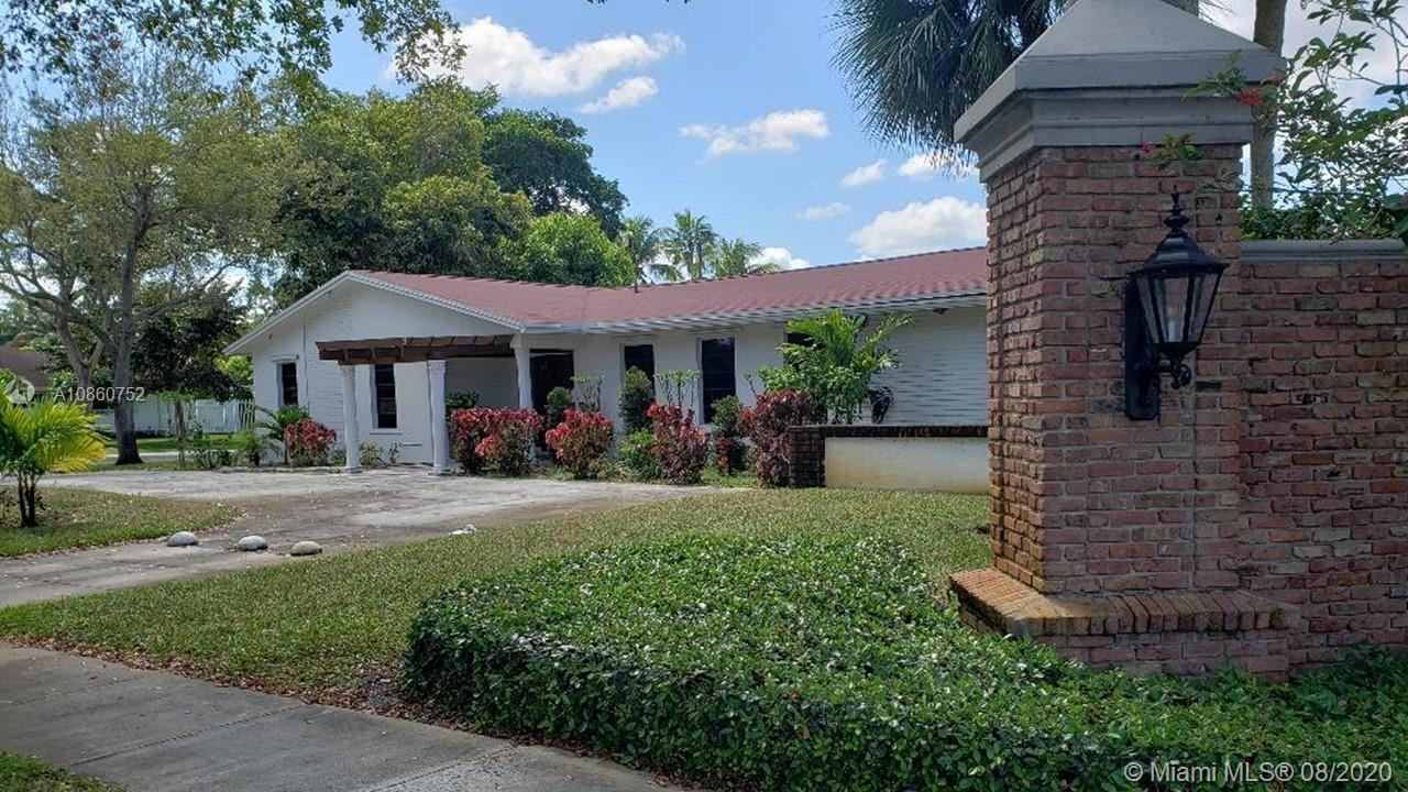 Property for sale at 21 SW 63rd Ave, Plantation,  Florida 33317