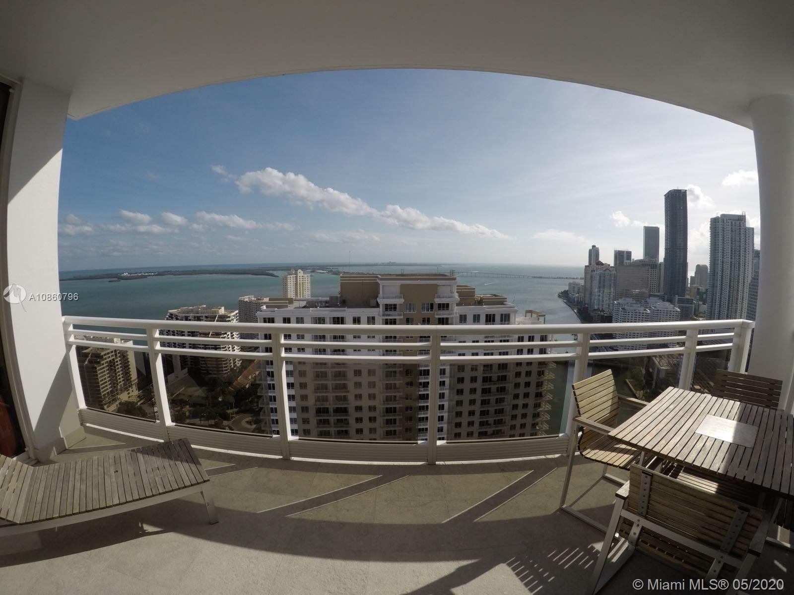 Carbonell #3702 - 901 SE Brickell Key Blvd #3702, Miami, FL 33131