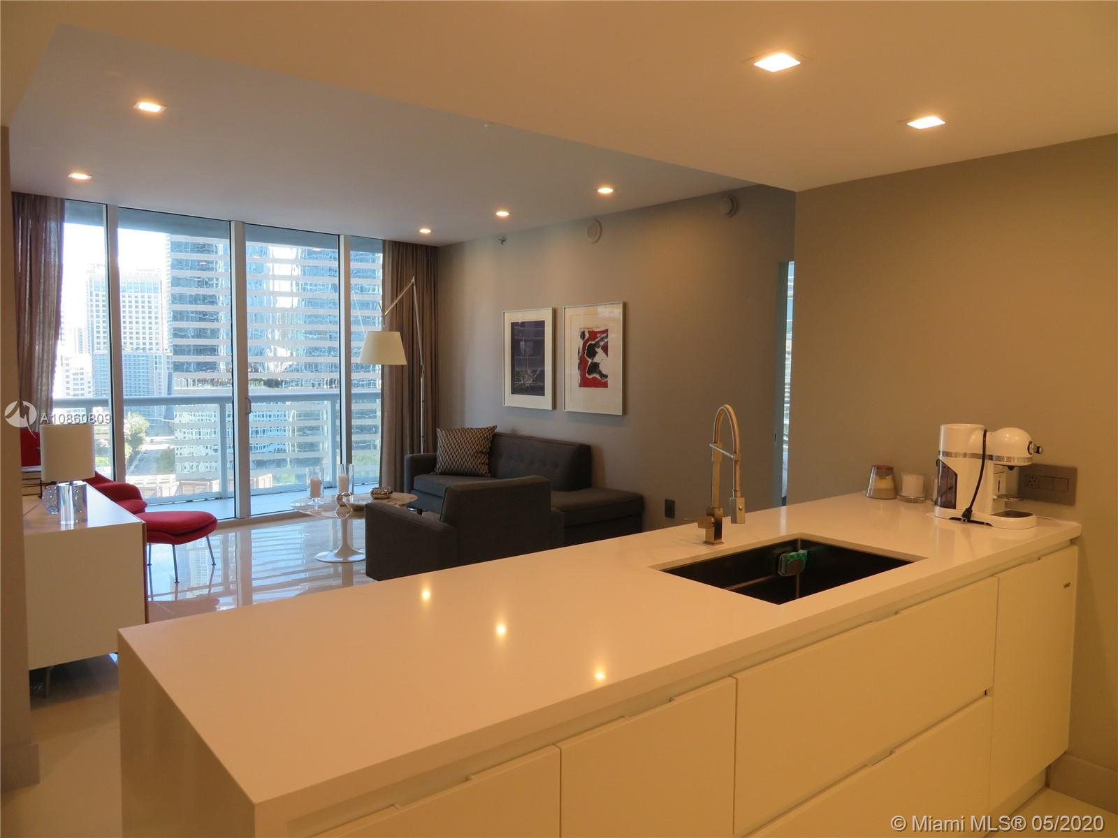 Icon Brickell 2 #1913 - 475 Brickell Ave #1913, Miami, FL 33131
