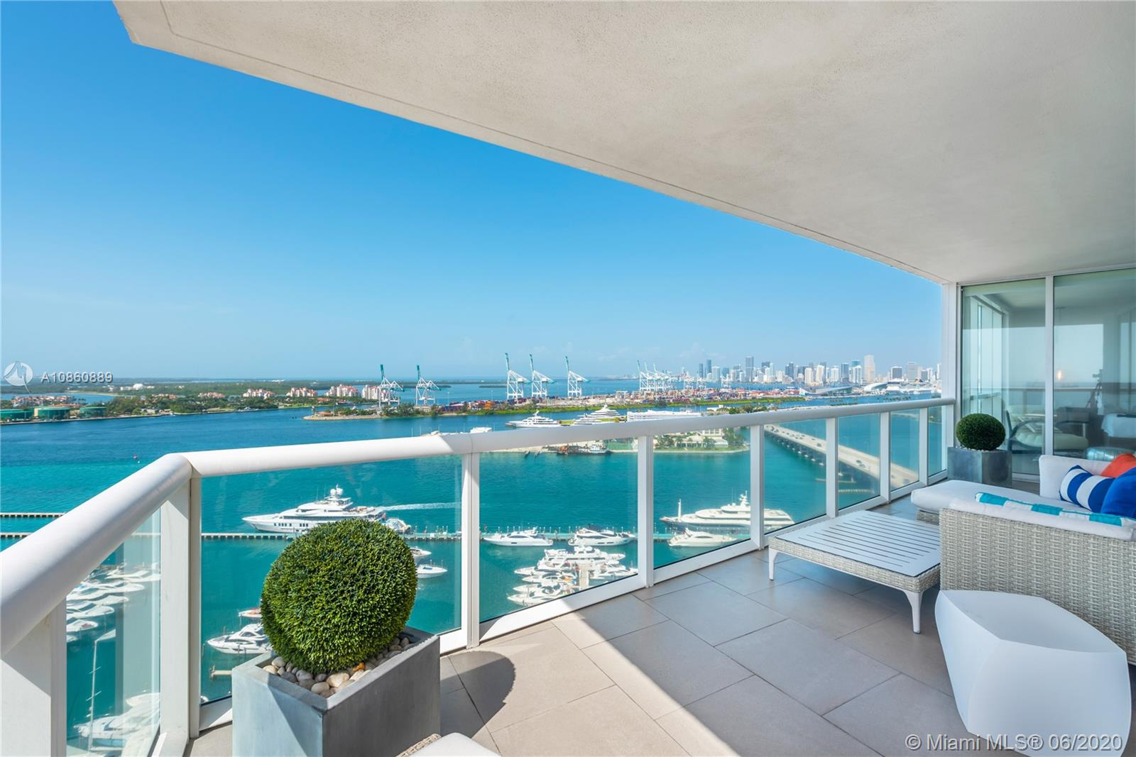 Icon South Beach #2407 - 450 Alton Rd #2407, Miami Beach, FL 33139
