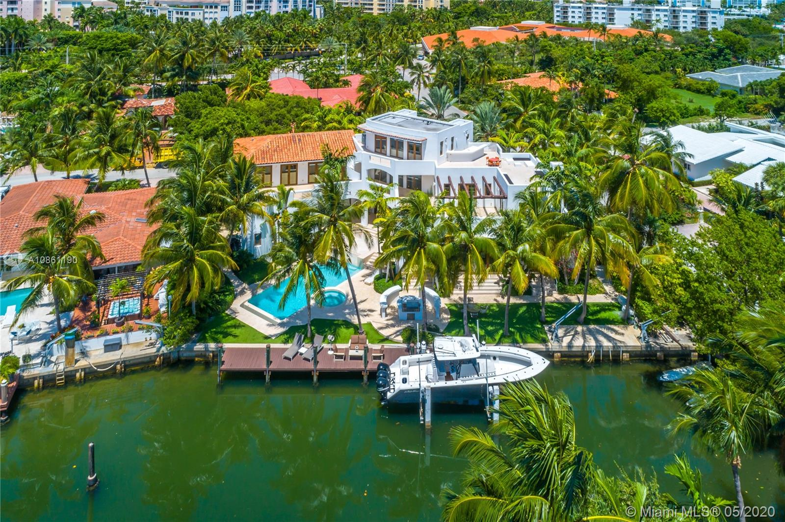 Property for sale at 100 Island Drive, Key Biscayne,  Florida 33149