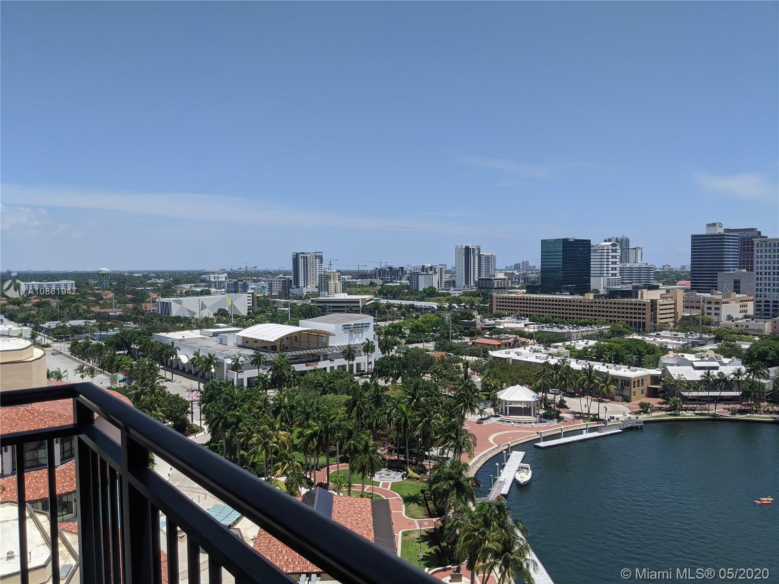 Symphony #1618N - 610 W Las Olas Blvd #1618N, Fort Lauderdale, FL 33312