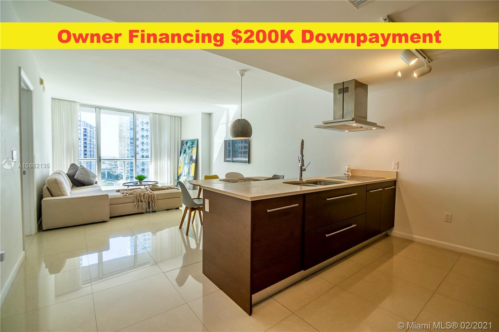 485 Brickell Ave # 1807, Miami, Florida 33131, 1 Bedroom Bedrooms, ,1 BathroomBathrooms,Residential,For Sale,485 Brickell Ave # 1807,A10862135