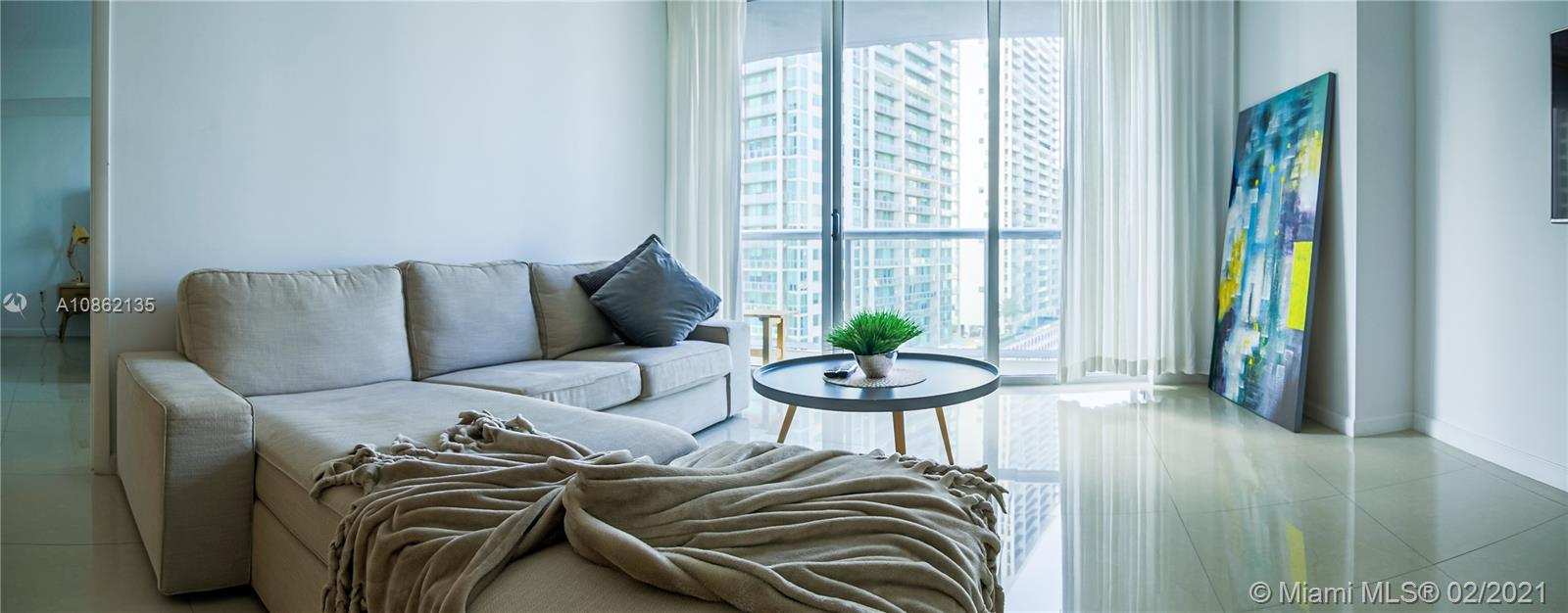 Photo of 485 Brickell Ave #1807 listing for Sale