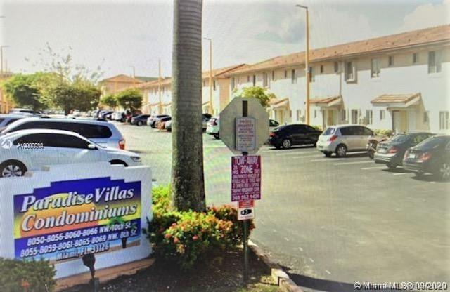 8055 NW 8th St # 2, Miami, Florida 33126, 2 Bedrooms Bedrooms, ,3 BathroomsBathrooms,Residential,For Sale,8055 NW 8th St # 2,A10863314