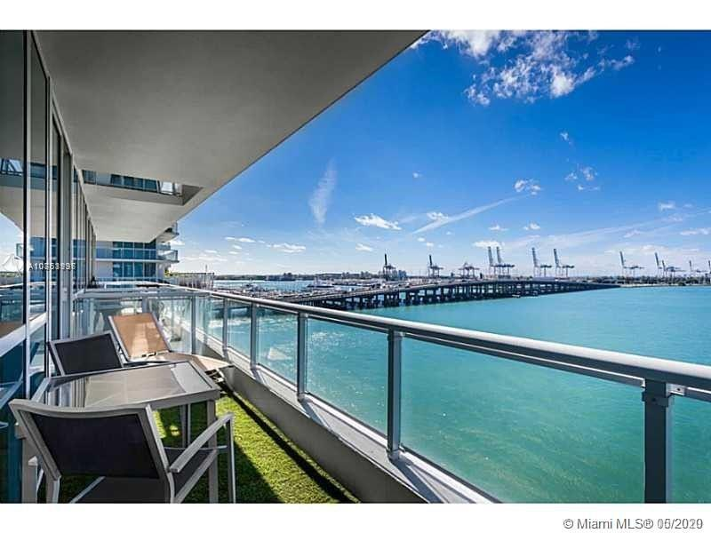 Bentley Bay North Tower #512 - 540 West Ave #512, Miami Beach, FL 33139