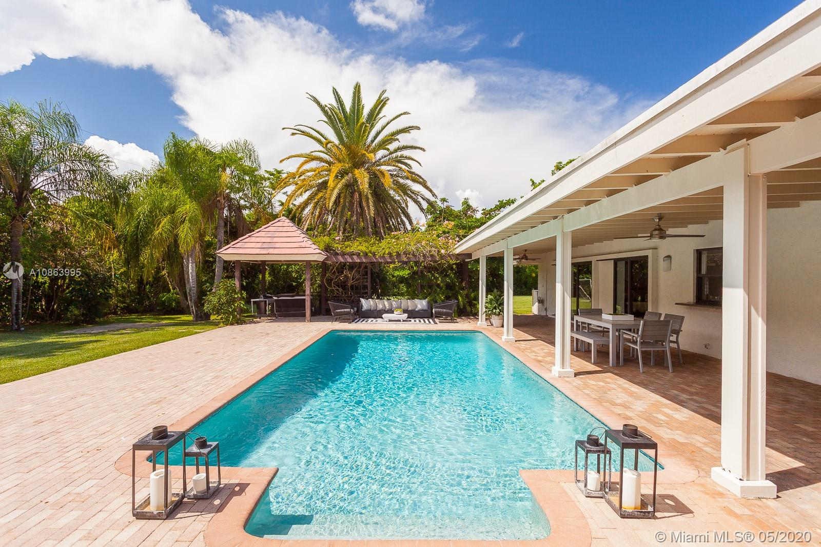 12300 SW 67 AVE, Pinecrest, Florida 33156, 4 Bedrooms Bedrooms, ,3 BathroomsBathrooms,Residential,For Sale,12300 SW 67 AVE,A10863995