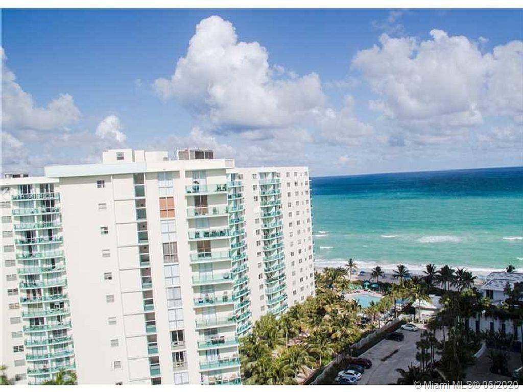 Sian Ocean Residences #16A - 4001 S Ocean Dr #16A, Hollywood, FL 33019