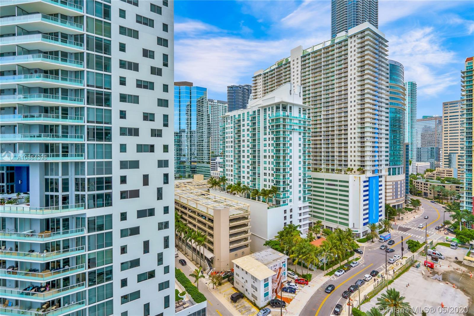 Jade Residences #1606 - 1331 Brickell Bay Dr #1606, Miami, FL 33131
