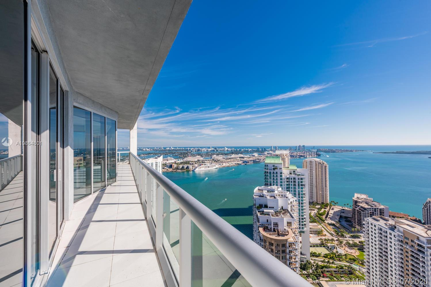 Icon Brickell 1 #5201 - 465 Brickell Ave #5201, Miami, FL 33131
