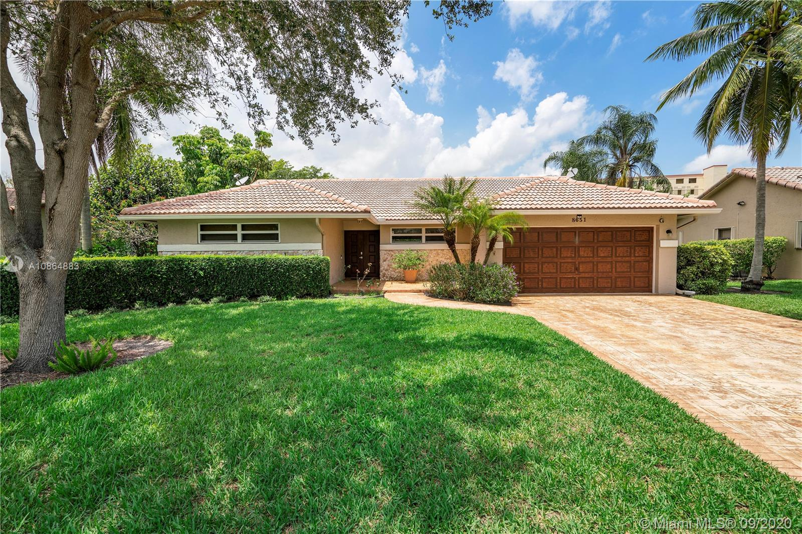 Property for sale at 8651 NW 21st Ct, Coral Springs,  Florida 33071
