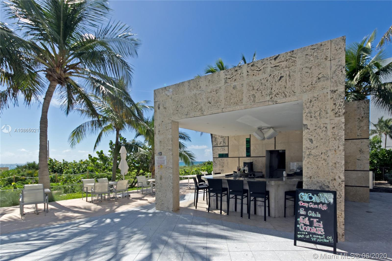 Photo of 6799 Collins Ave #1006 listing for Sale