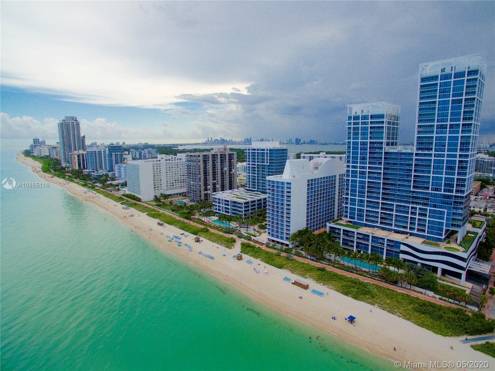 Carillon North Tower #703 - 6899 Collins Ave #703, Miami Beach, FL 33141