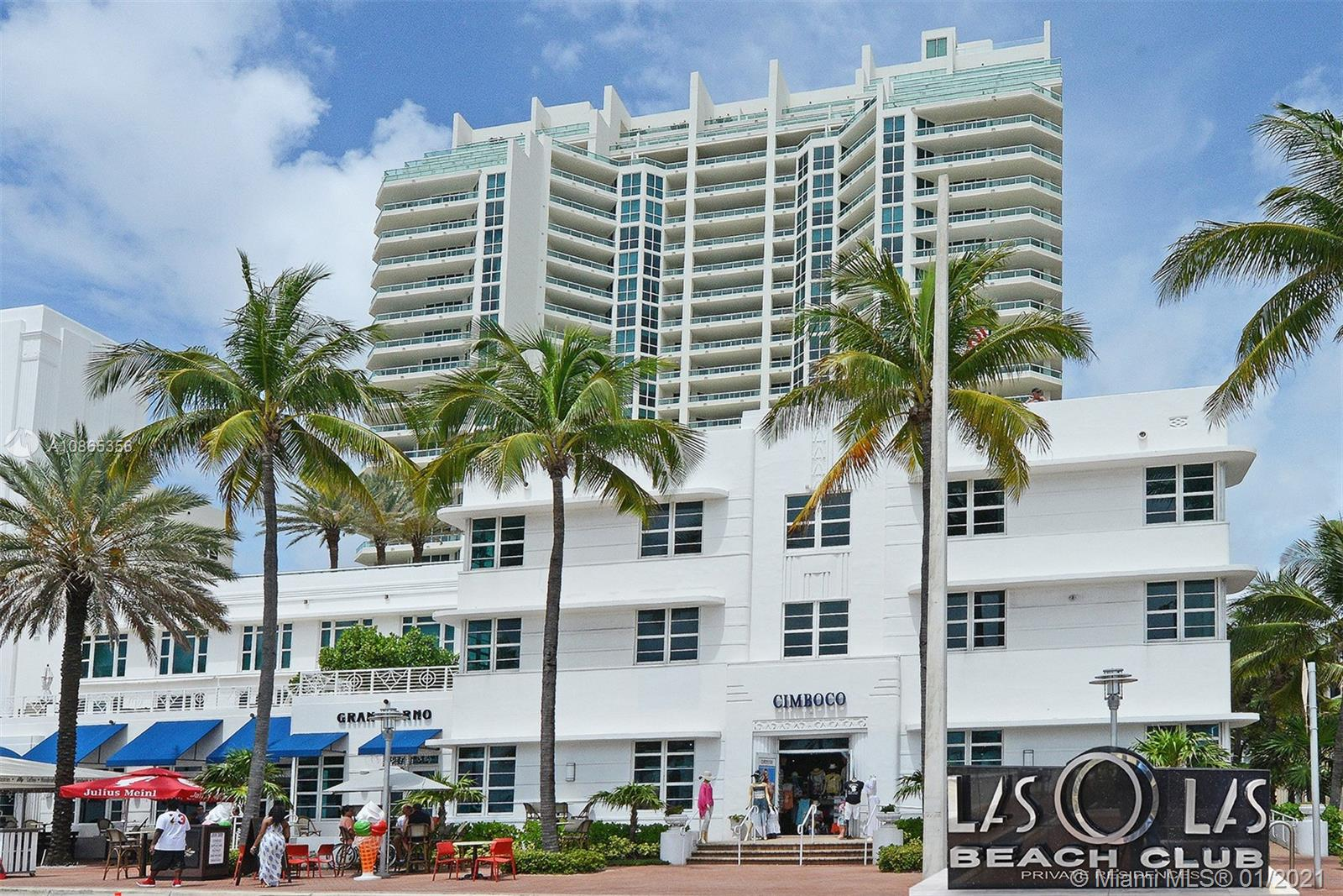 Photo of 101 S Fort Lauderdale Beach Blvd #1102 listing for Sale