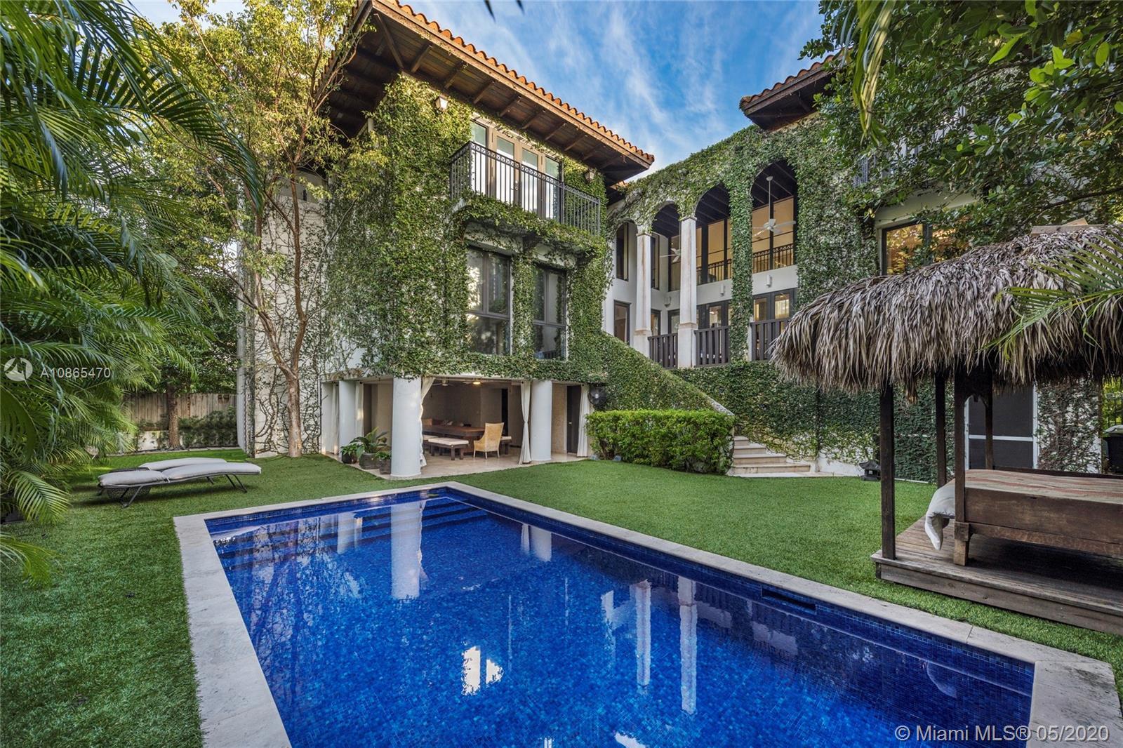 341 Palmwood Ln, Key Biscayne, Florida 33149, 6 Bedrooms Bedrooms, ,7 BathroomsBathrooms,Residential,For Sale,341 Palmwood Ln,A10865470