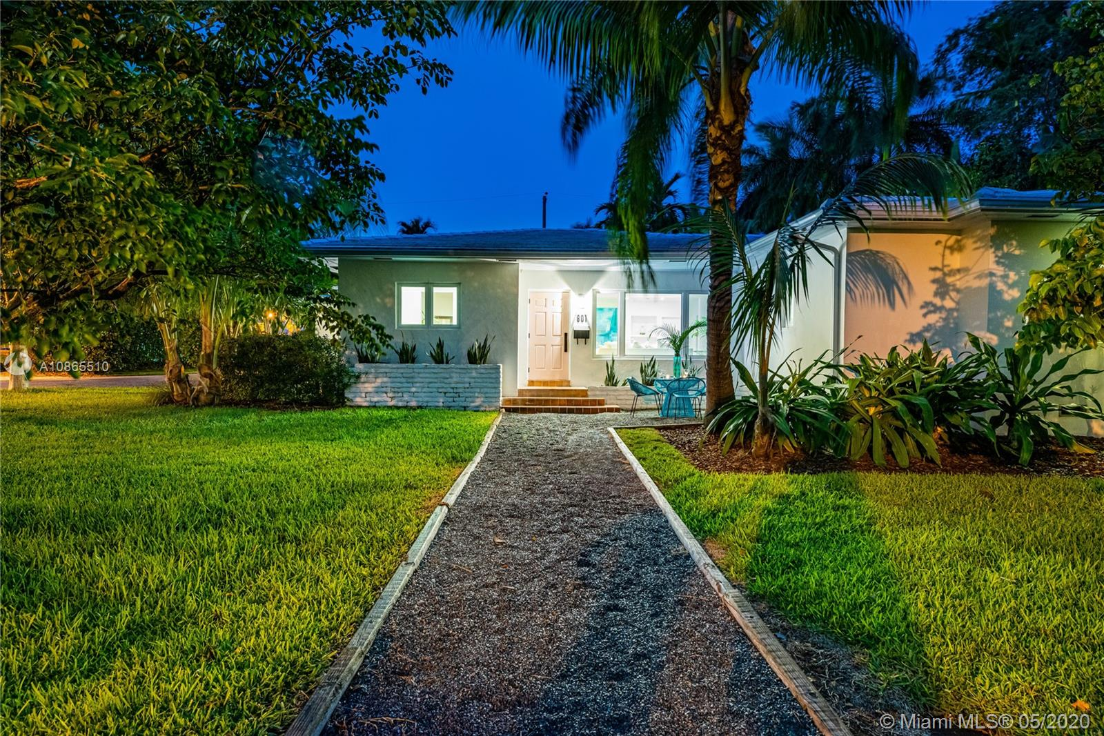 801 NE 71st St, Miami, Florida 33138, 4 Bedrooms Bedrooms, ,4 BathroomsBathrooms,Residential,For Sale,801 NE 71st St,A10865510