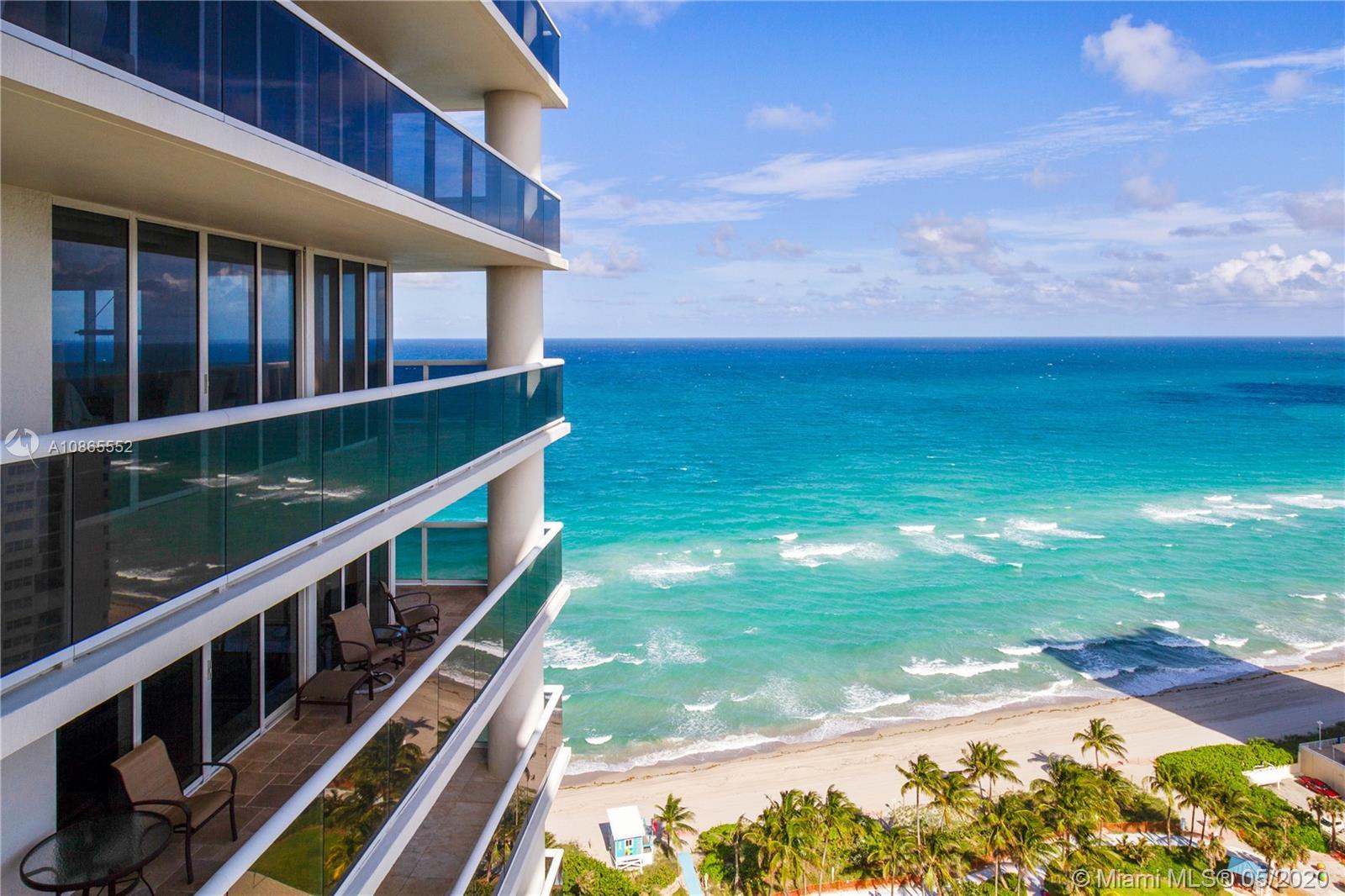 Beach Club I #2405 - 1850 S Ocean Dr #2405, Hallandale Beach, FL 33009