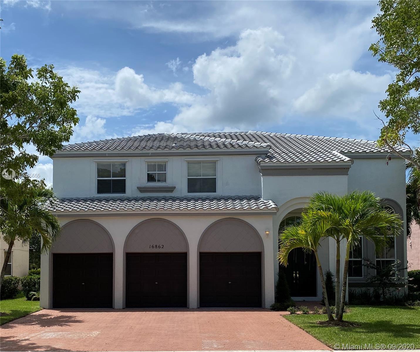 Riviera Isles - 16862 SW 50th Street, Miramar, FL 33027
