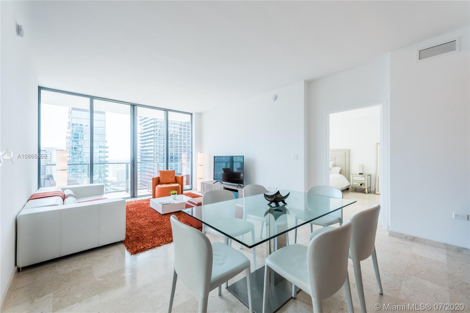 Rise Brickell City Centre #3403 - 88 SW 7th St #3403, Miami, FL 33130