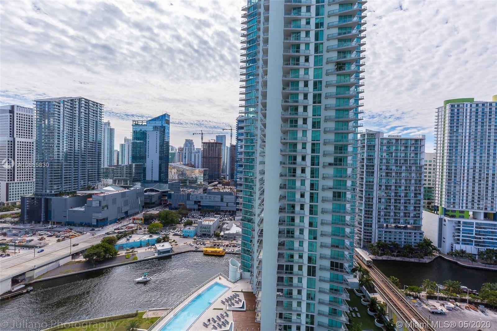 Ivy #2714 - 90 SW 3rd St #2714, Miami, FL 33130