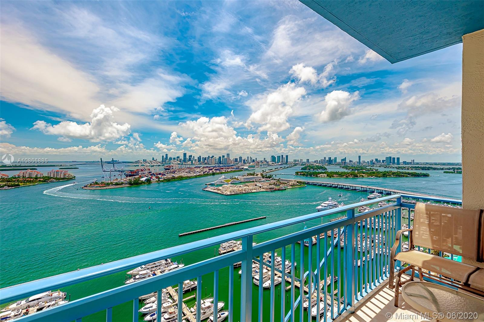 Yacht Club #3110 - 90 Alton Rd #3110, Miami Beach, FL 33139