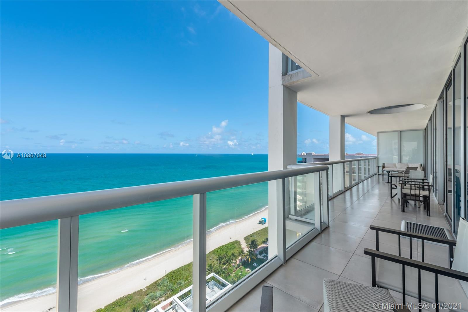 Carillon South Tower #LPH1&2 - 6799 Collins Ave #LPH1&2, Miami Beach, FL 33141
