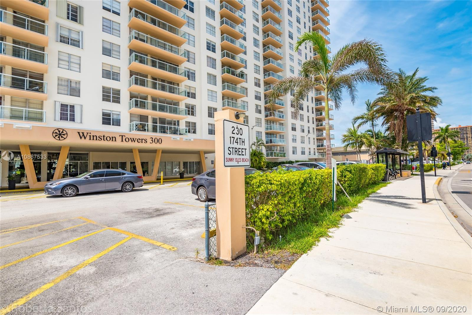 Winston Tower 300 #503 - 230 174th St #503, Sunny Isles Beach, FL 33160