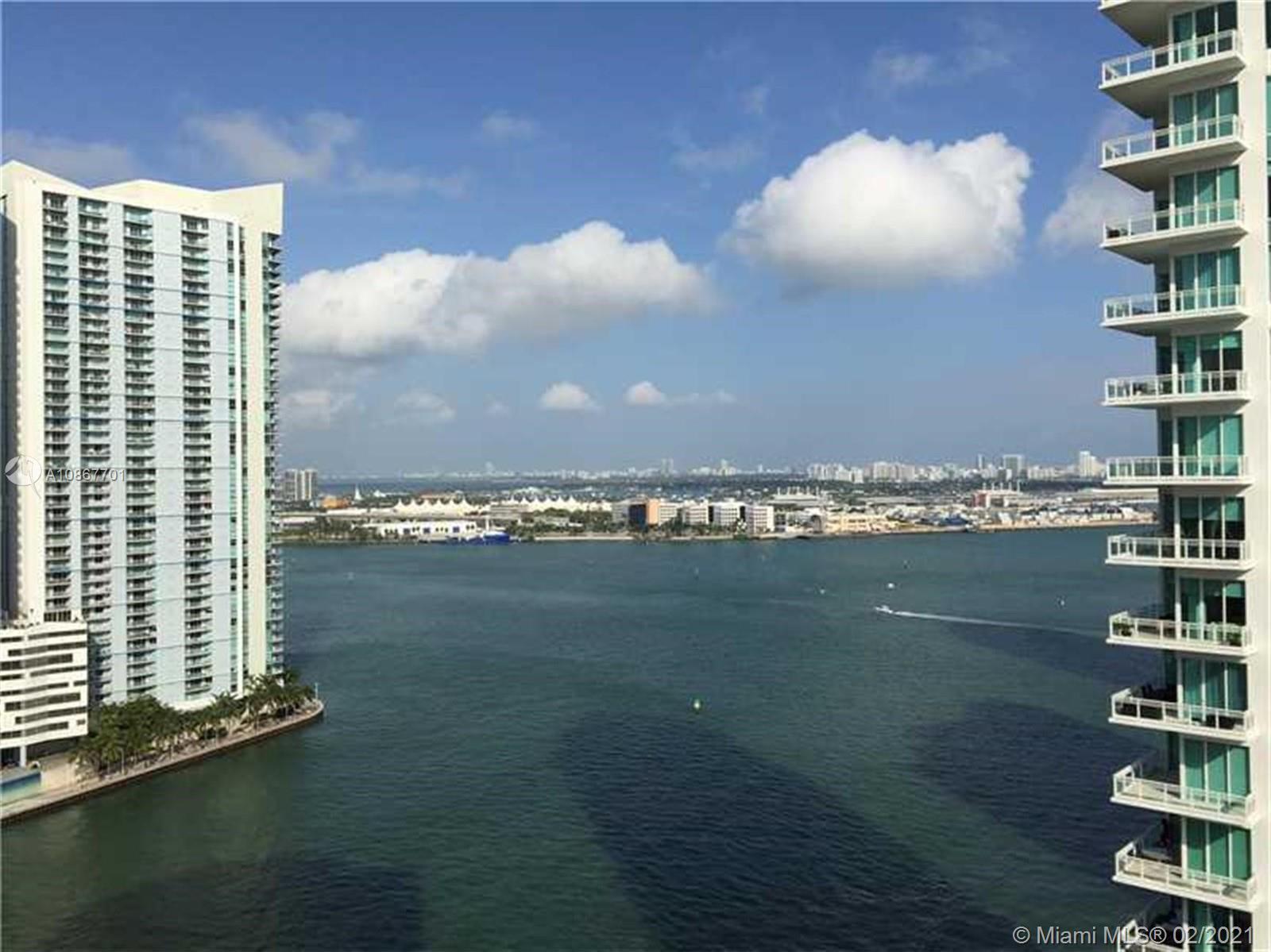 Carbonell #2208 - 901 Brickell Key Blvd #2208, Miami, FL 33131