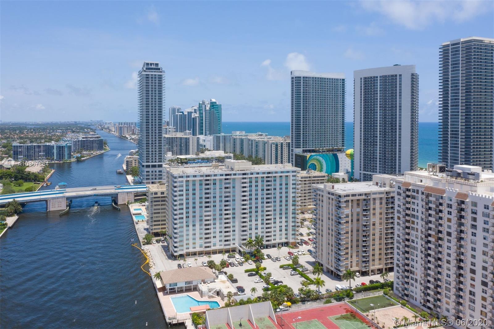 Plaza North Tower #PH9 - 1833 S Ocean Dr #PH9, Hallandale Beach, FL 33009