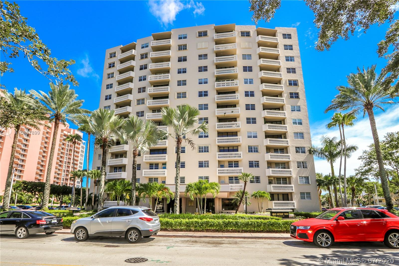 Gables Waterway #605 - 90 Edgewater Dr #605, Coral Gables, FL 33133