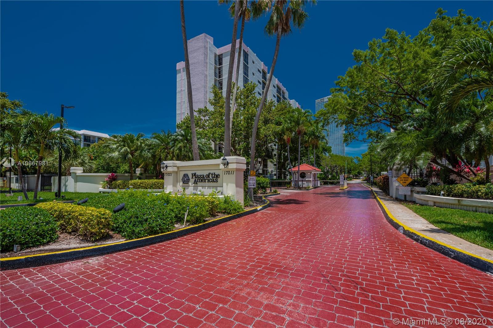 Plaza of the Americas 4 #812 - 17021 N Bay Rd #812, Sunny Isles Beach, FL 33160