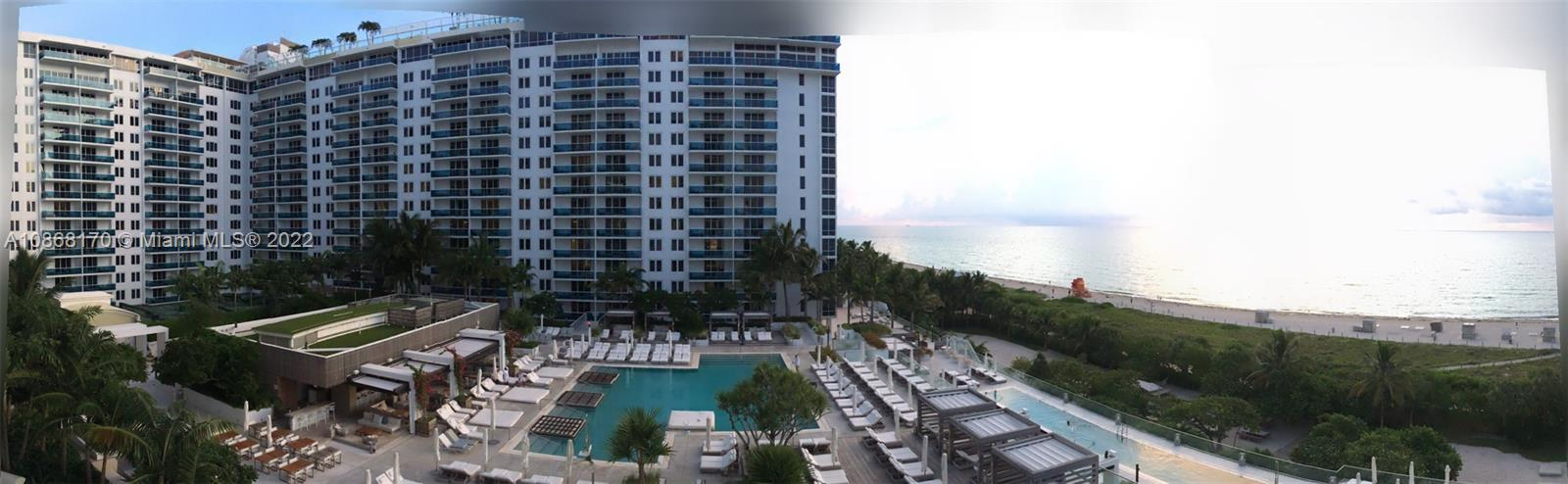 Roney Palace #711 - 2301 COLLINS AV #711, Miami Beach, FL 33139