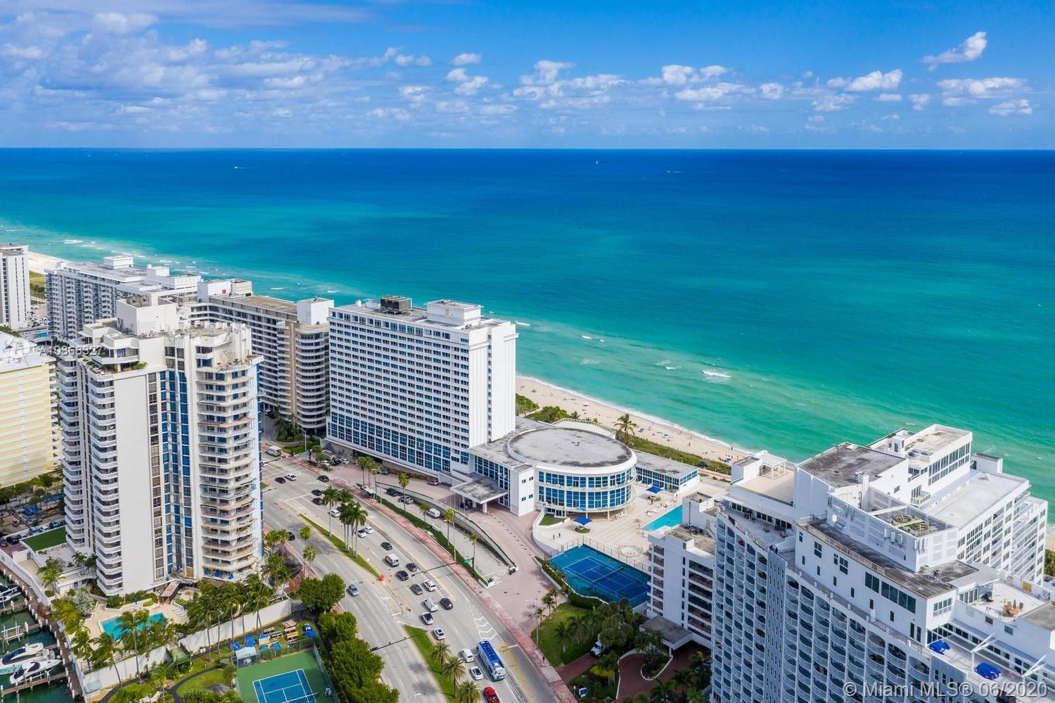 Castle Beach Club #1021 - 5445 Collins Ave #1021, Miami Beach, FL 33140