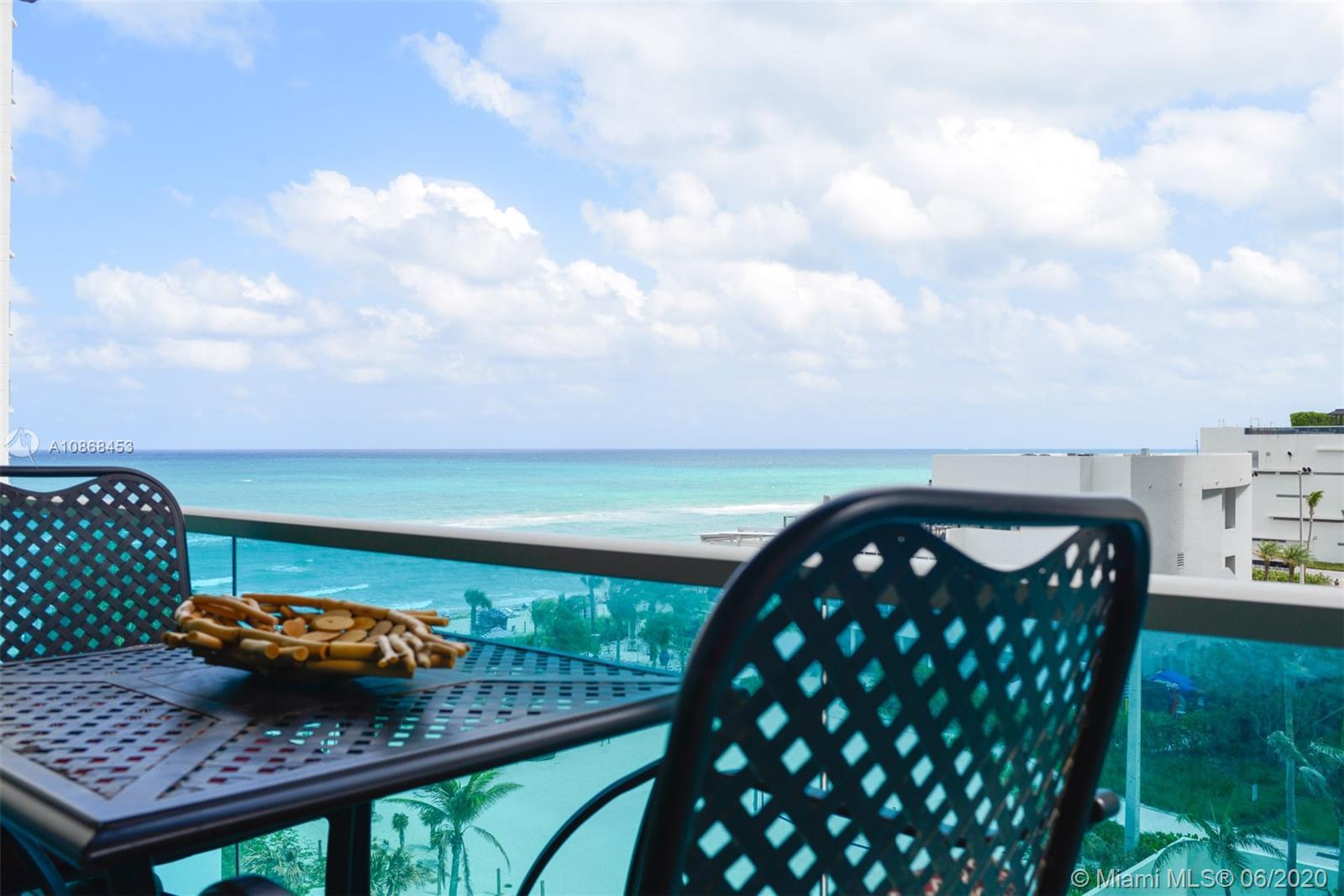 Sian Ocean Residences #6R - 4001 S Ocean Dr #6R, Hollywood, FL 33019