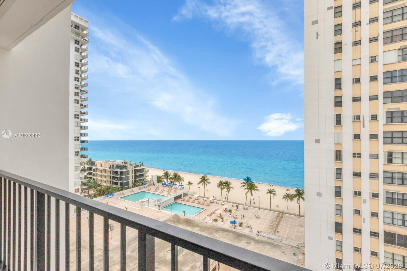 Catania, Tower 2 #1201 - 2401 S Ocean Dr #1201, Hollywood, FL 33019